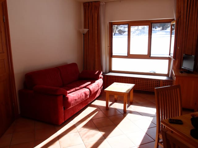 Nice apartment with all comforts! - Gressoney-Saint-Jean - Daire
