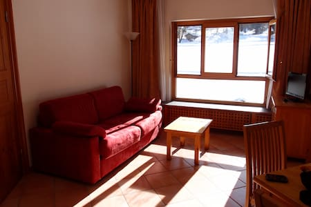 Nice apartment with all comforts! - Gressoney-Saint-Jean - Leilighet