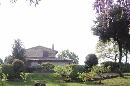 Cerqua country house in Umbria with private pool - Saragano - gualdo cattaneo- Perugia - 別墅