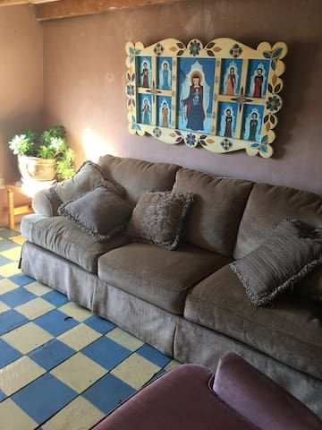 Camino Real Casita - Santa Cruz - Guesthouse