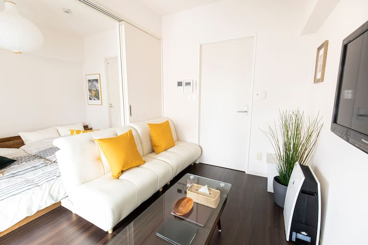 New*CANAL CUBE Y3* View+ WiFi* Clean* Location+ 6p