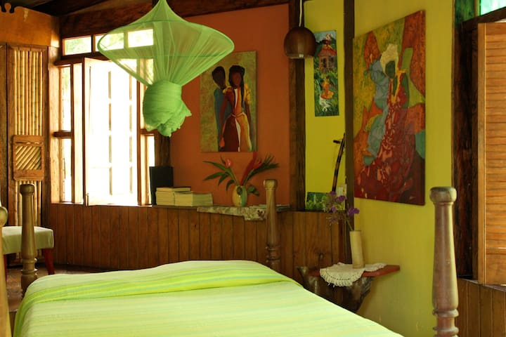 Private room at Cocoa Cottages - Roseau - Bed & Breakfast