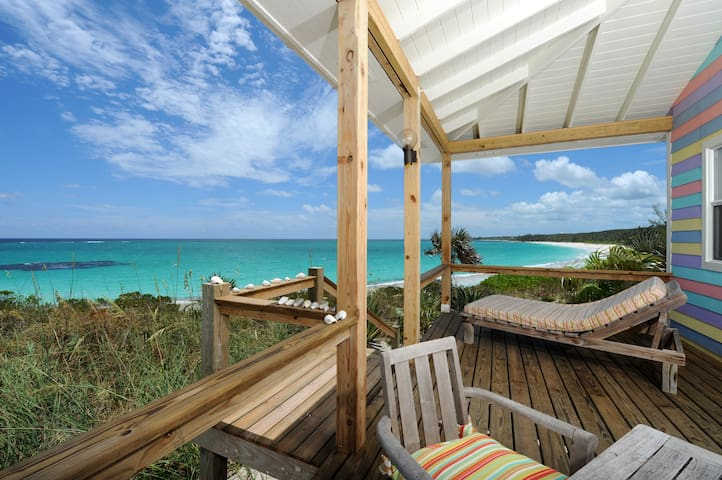 ROMANTIC PINKSAND BEACHFRONT HOUSE ELEUTHERA ISLAN - Governor's Harbour - Maison