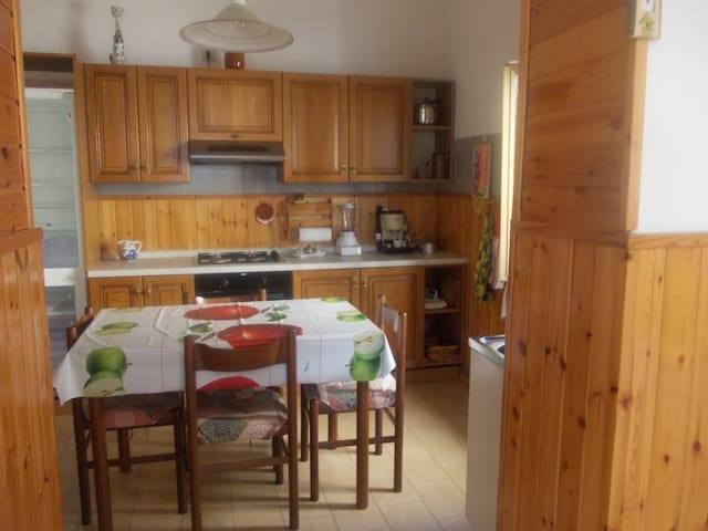 cozy apartment with mountains view - Calchera-frontale