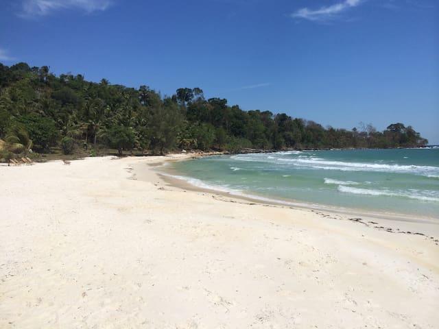 Nice Beach Bungalows - Krong Preah Sihanouk - Bungalow