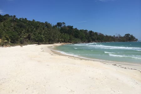 Nice Beach Bungalows - Krong Preah Sihanouk - 小平房