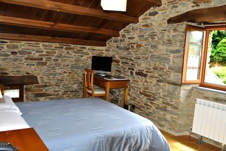 Casa Rural Finca O Bizarro-Galicia - Trabada - Inap sarapan