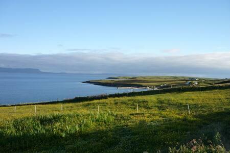 Wild Atlantic Wonder - St. John's Point, Dunkineely. - Bed & Breakfast