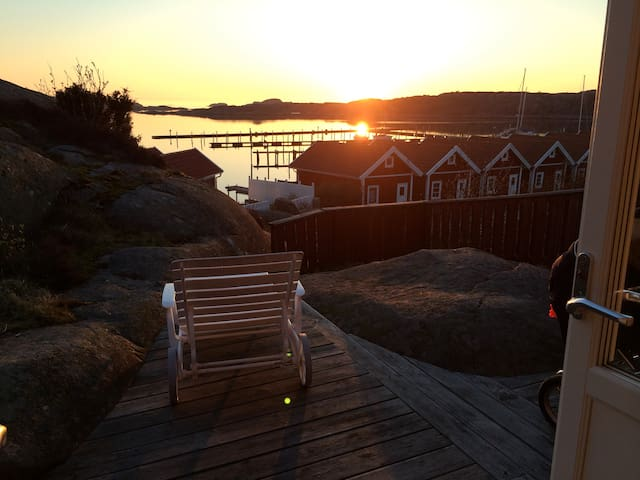 Beautiful summerhouse, great view - Bovallstrand