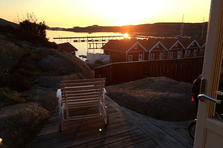 Beautiful summer house, Great view - Bovallstrand