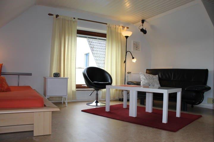 Apt.-Ferienwohnung 2 Ahrensburg - Ahrensburg - Lägenhet