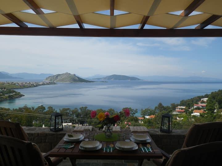 Fantasia - Amazing sea view