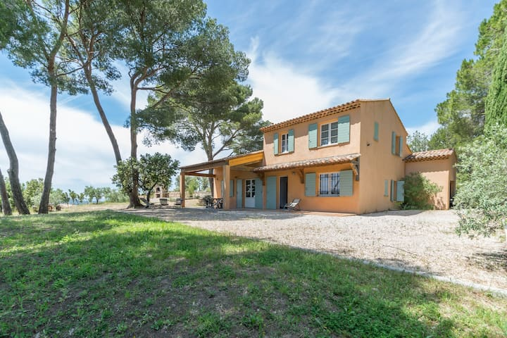Villa Luserno - Spacious house in nature, ideal for family or friends