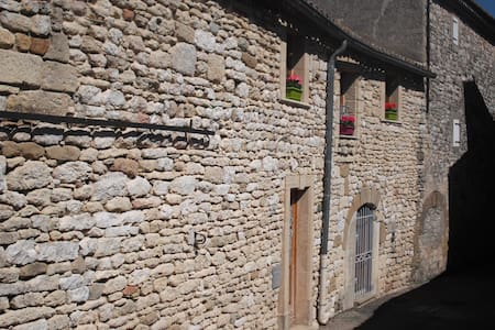 14th century renovated barn near Uzes - Bed & Breakfast