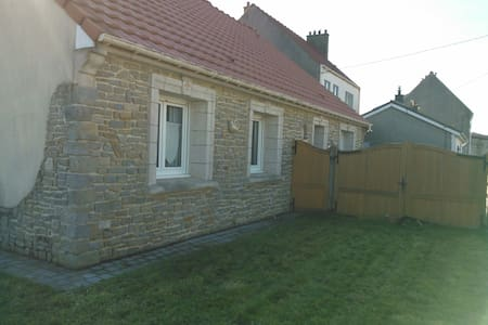 FAMILY HOUSE W/ BACKYARD 50m BEACH - Audresselles