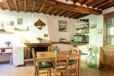 charming flat in an old village - Borgo a Mozzano - House - 1