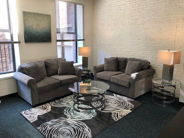 407 Stylish Downtown Boston Studio!