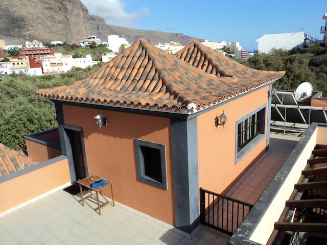 La Gomera Valle Gran Rey Puntilla - Valle Gran Rey - Hus