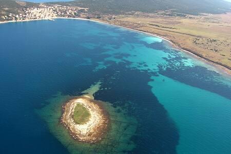 Remote Island, Relaxing Getaway - Unije