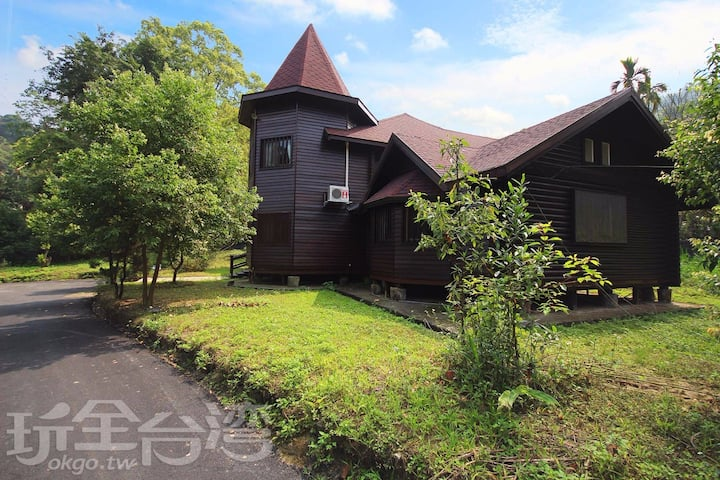 雙湖度假山莊 包棟VIP26人豪華木屋