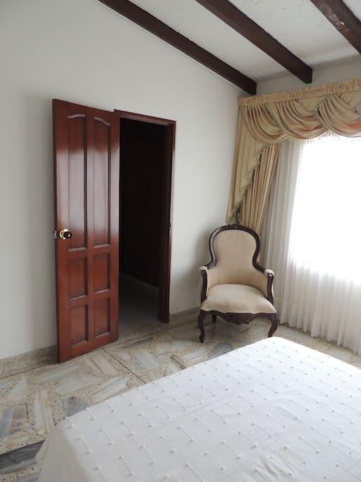 Baño privado dentro de habitación / Private Bathroom