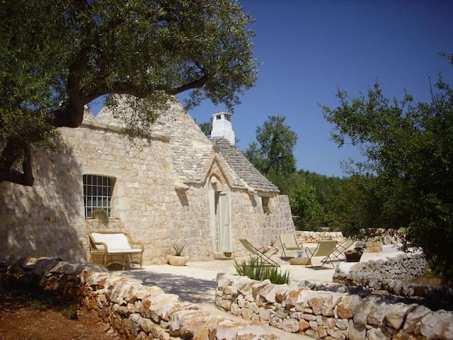 Trullo Chic - CISTERNINO - House