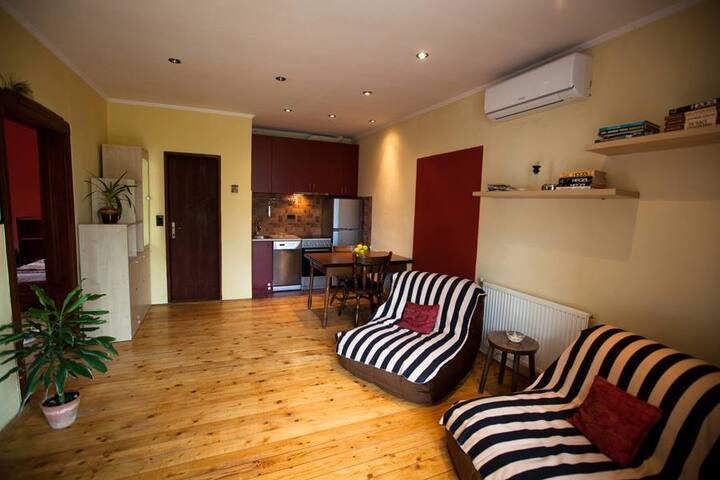 Dreamy apartment in Belgrade