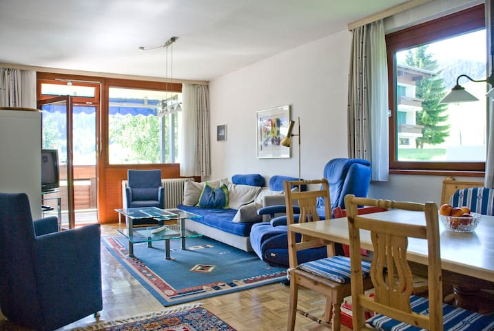 Awesome alpine view/cozy apartment for 2-7 persons - Hinterthal - Apartemen