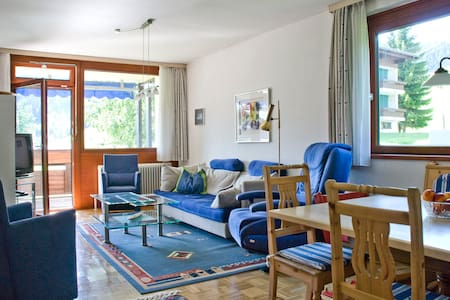 Awesome alpine view/cozy apartment for 2-7 persons - Hinterthal - Lägenhet