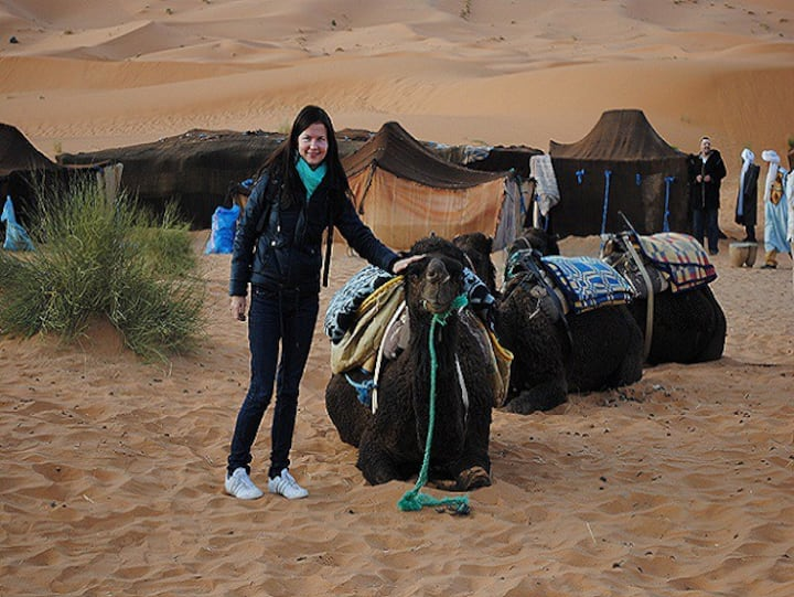 Overnight Berber Tent & Camel Ride