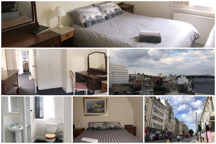 Double room in Central LDN 2-min to Oxford Circus