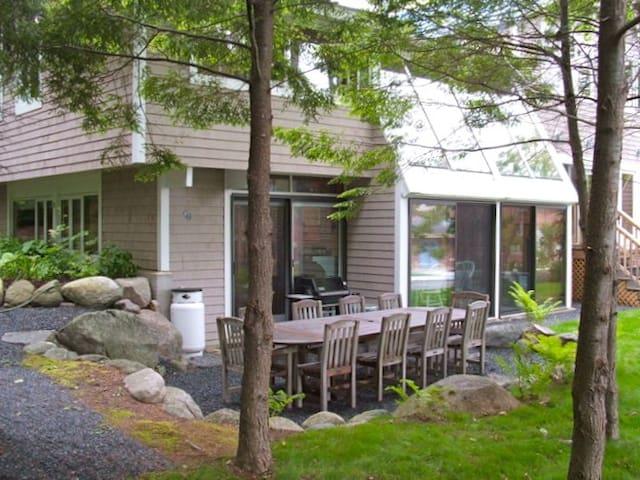 Beautiful Home in Northeast Harbor