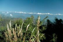 Ganesh Himal Range, Nagarkot