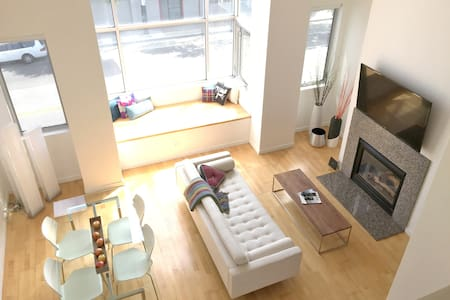 Modern SOMA Loft with great layout! - San Francisco - Loft