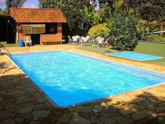 Sitio Descanso e Lazer - Vespasiano - House