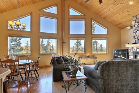 Amazing Mountain Home w/360 views! - Jefferson