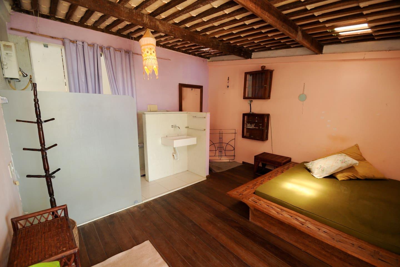 Entire Residence yoga/dance studio