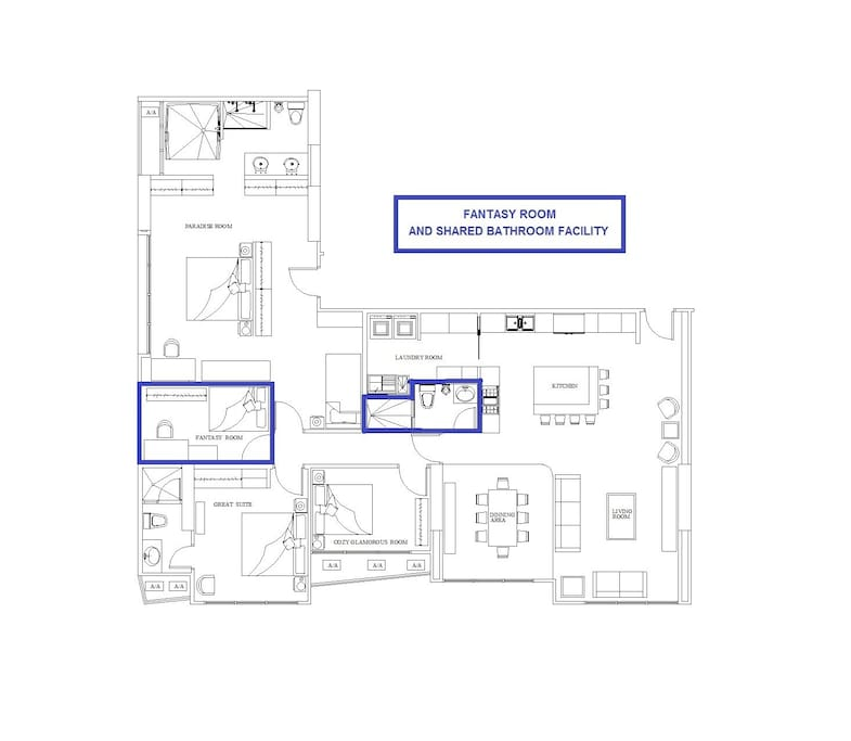 Apartment Layout!!!