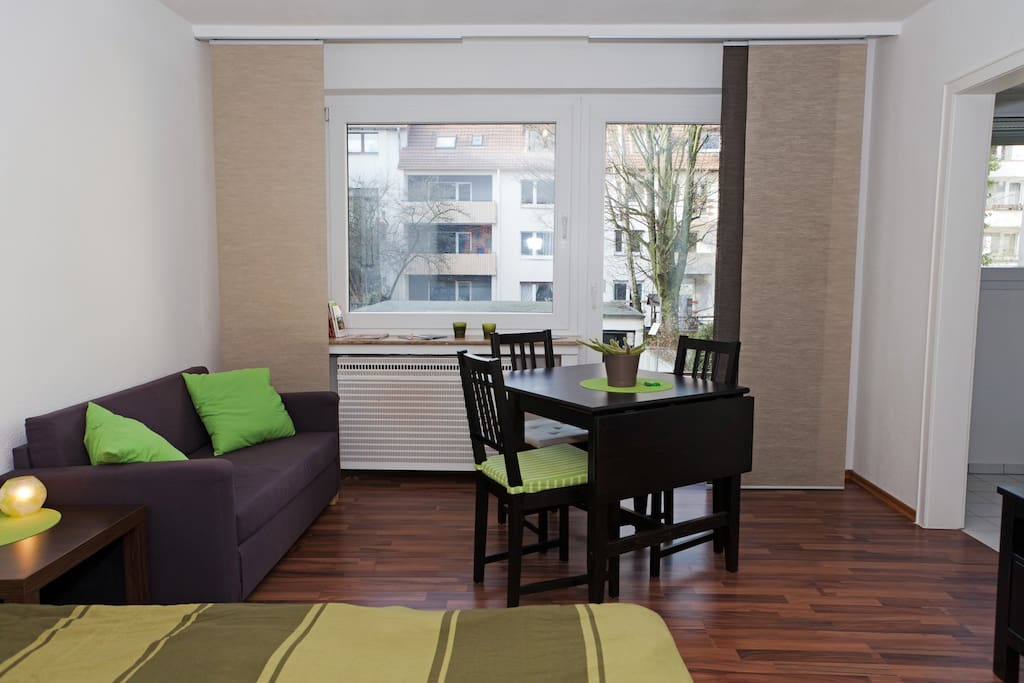 City Appartment: Essen Rüttenscheid