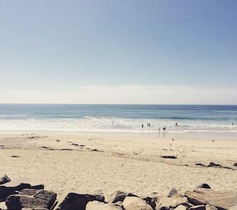 Ocean Breeze With Ease - 卡尔斯巴德 - 小平房