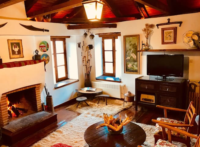 Nostos Cottage-Lilaia (K. Agoriani), Parnassos