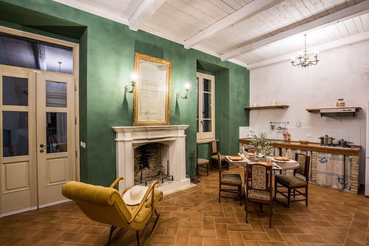 Appartamento La Dimora Del Conte  - MyHo Casa