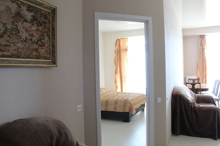 Lovely apartment in Tbilisi near the metro station