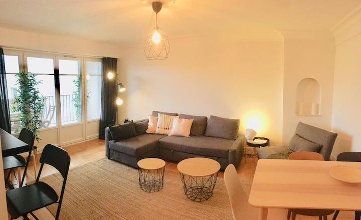 Appartement T2 cosy en plein coeur de Biarritz
