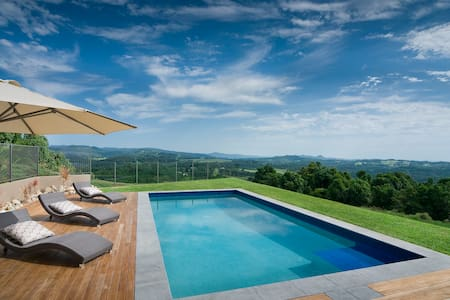 Kieta Byron Bay Hinterland House - Federal - บ้าน