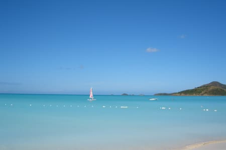 Holidays on Exquisite Tranquility Bay/Jolly Beach - St John'S