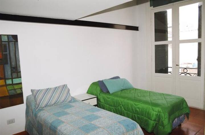 TWO bedrooms ap in magic San Telmo!