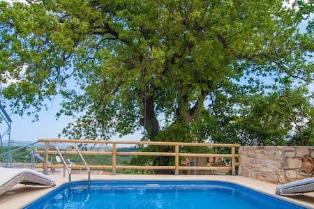 Pomogna luxury cottage - Pemonia - Vila