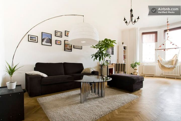 5-star peaceful shelter in downtown - Budapest - Apartment