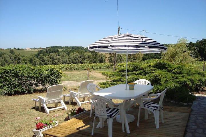 Gîte de Soulou  - LACEPEDE - 一軒家